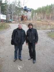 Кирилл Захаров и Владимир Прокопенко